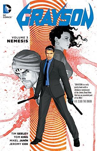 Grayson Vol. 3: Nemesis -