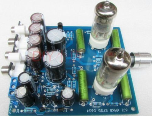 Nobsound® 6J1 tube Pre-AMP Preamplifier DIY KIT by Nobsound