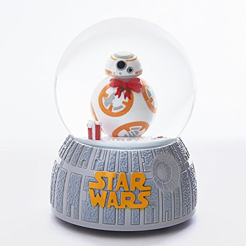 Star Wars BB-8 Snowglobe