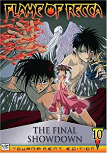 Flame of Recca, Vol. 10: The Final Showdown