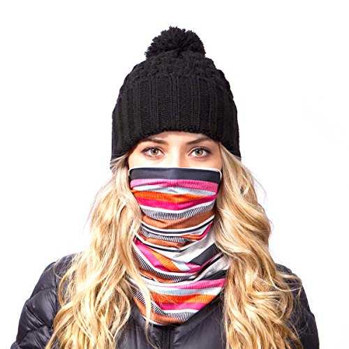 Celtek Women's Hadley Kilim Neck Gaiter, One Size