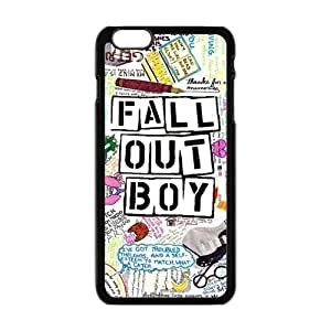 Customize Gel Skin Case Cover for iphone 6 6s+, iphone 6 6s plus Cover (5.5 inch), Fall Out Boy