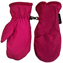 N'Ice Caps Kids Easy On Thinsulate Waterproof Velcro Wrap Mitten