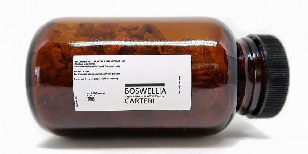 Kyphishop Wild Harvest Organic Frankincense Resins (Boswellia Carterii) Ethically Graded from Mountainous Somalia by Kyphishop (Image #3)