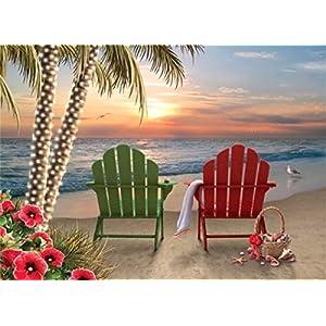 51jYGg6f5fL._SS300_ Beach Christmas Cards and Nautical Christmas Cards