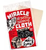 "Miracle All Purpose Polishing Cloth, 12"" Largest Size Available"