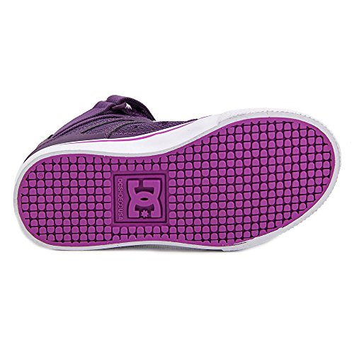 Pictures of DC Kids Youth Spartan High Ev Skate Shoes Sneaker ADBS300260 4