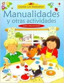 Manualidades Y Otro Actividades (Titles in Spanish) (Spanish Edition