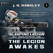 The Legion Awakes: The Sleeping Legion, Book 1 | J. R. Handley