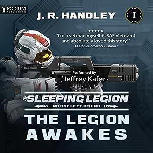 The Legion Awakes Audiobook