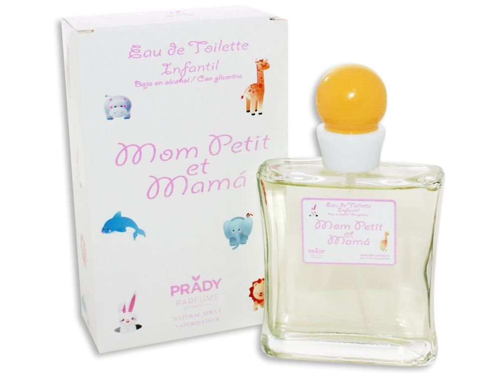 PRADY BABY COLONIA 100 ml MOM PETIT ET MAMA