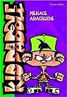 Kid Paddle, numéro 2 : Menace arachnide par Midam