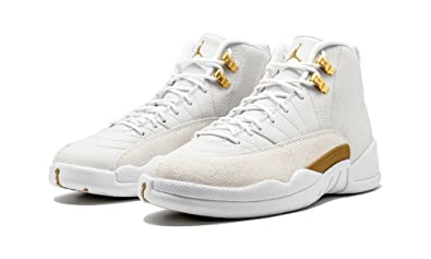 timeless design bba55 88e8b Image Unavailable. Image not available for. Color  AIR Jordan 12 Retro OVO    ...