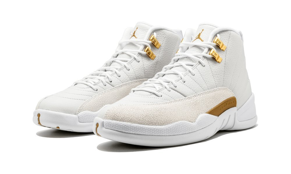 AIR JORDAN 12 Retro OVO 'OVO' - 873864-102 - Size 9 by NIKE