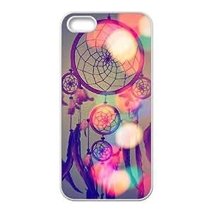HB-P-CASE DIY Design Dream Catcher Pattern Phone Case For iPhone 5,5S