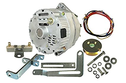 image unavailable  image not available for  color: db electrical akt0004  new ford 8n tractor alternator for generator conversion