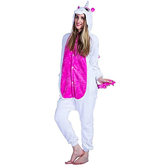 JunYito Pijama Pikachu Animale Disfraz Stitch Traje Niños Niña ...
