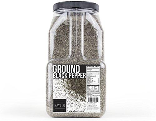 Hayllo Ground Black Pepper , 5 Pound by Hayllo (Image #3)'
