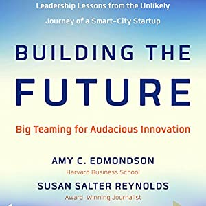 Building the Future Audiobook