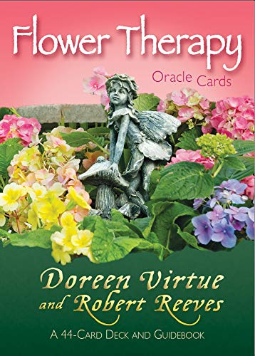 Flower Therapy Oracle Cards: A 44-Card Deck and Guidebook (Flower Therapy)