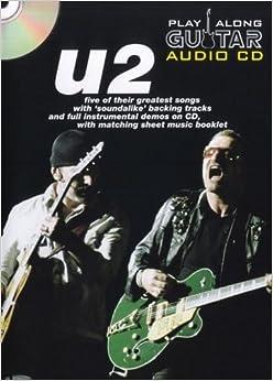 Play Along Guitar Audio Cd U2 Tab