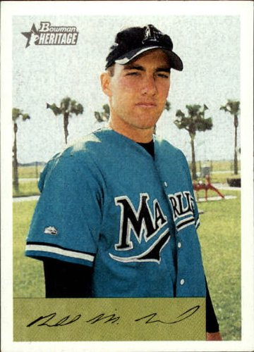 2002-bowman-heritage-baseball-rookie-card-18-rob-henkel