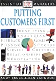 Putting Customers First, Andy Bruce and Ken Langdon, 078948952X