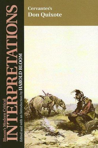 By Miguel de Cervantes Saavedra Don Quixote (Bloom's Modern Critical Interpretations) [Paperback] pdf epub