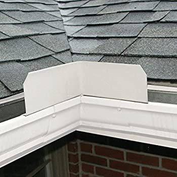 Gutter Guard Gusher Resolves Overflowing Issues By Diverting The Rush Of  Water Coming Down The Valleys