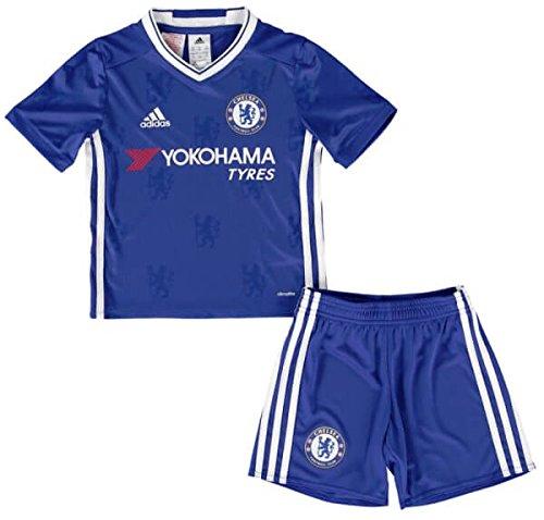 Adidas Boys Kit (2016-2017 Chelsea Adidas Home Little Boys Mini)