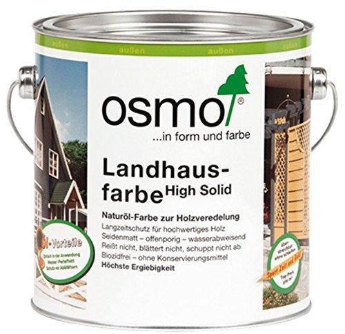 OSMO Landhausfarbe weiß 2.500 ml UNKWN
