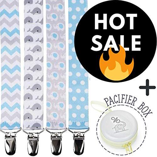 Pacifier Clips Holder Bubble Pleasure product image
