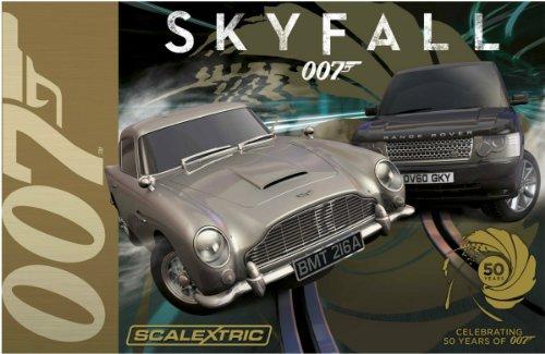 Scalextric - SCA1294P - Véhicule Miniature et Circuit - James Bond 007 Skyfall