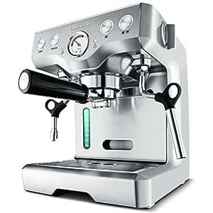 BES830XL Die-Cast Programmable Espresso Machine