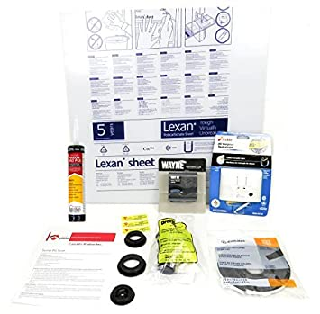 Do it yourself radon mitigation sump seal kit bundle amazon quotdo it yourselfquot radon mitigation sump solutioingenieria Image collections