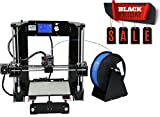 ALUNAR 3D Printer I3 Kit Self-assembly DIY Mini Desktop FDM 3D PLA ABS Filament Printing Machine
