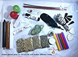 Beginner sample Witch Kit, Witchcraft supplies,...