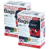 Numatic NVM-1CH Numatic Henry Cleaner Bags