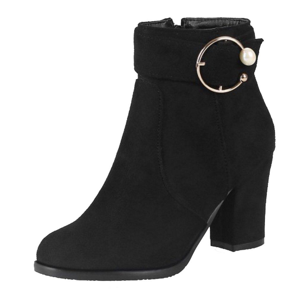 Smilice , Noir Fashion B012OBQCEK , Femme Noir 2c4e922 - epictionpvp.space