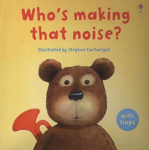 Download Who's Making That Noise? pdf epub