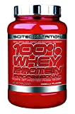 Scitec Nutrition 100% Whey Protein Professional, Vanilla, 2.5 Pound Review
