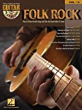Folk Rock: Guitar Play-Along Volume 13 (Paperback)