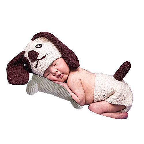 uomny-newborn-photography-props-cute-dog-and-bone-handmade-crochet-knitted-cap-outfit-