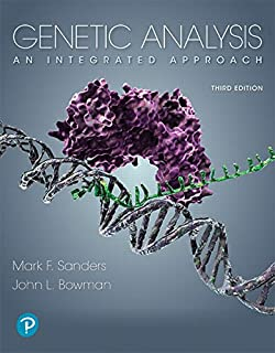 Genetics analysis and principles amazon robert j brooker genetic analysis an integrated approach whats new in genetics fandeluxe Images