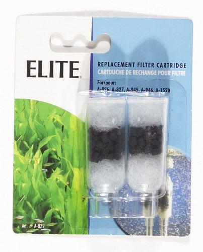 Hagen Goldfish Kit - Elite Goldfish Bowl Filter Cartridges, 2-Pack