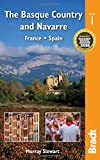The Basque Country and Navarre: France . Spain (Bradt Travel Guides)