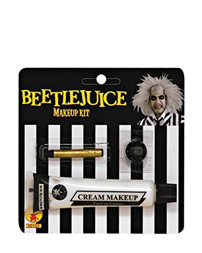 Beetlejuice Makeup Kit Costume Accessory -