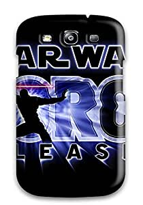 Hot Tpu Cover Case For Galaxy/ S3 Case Cover Skin - Star Wars Logo