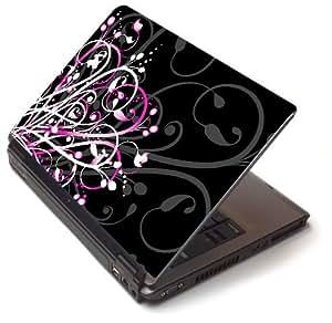 Rosa pegatina - vinilo adhesivo para portátil compatible con Lenovo ThinkPad T41/T42/T43 portátiles