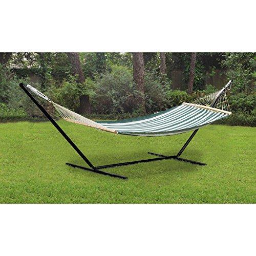 hammock stand solid steel beam
